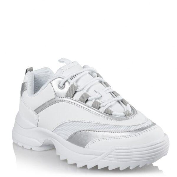 Γυναικεία sneakers Miss NV 13009 - Άσπρο