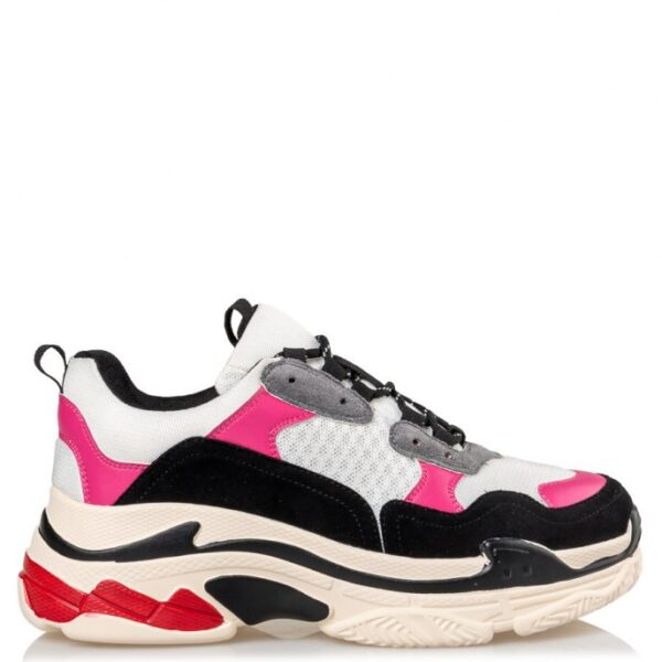 Γυναικεία sneakers Miss NV 13445 - Ροζ