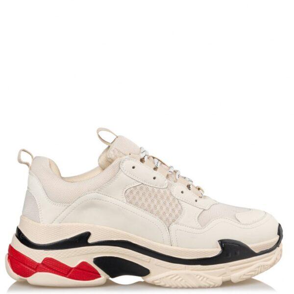 Γυναικεία sneakers Miss NV 13445 - Άσπρο