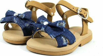 Βρεφικά Πέδιλα Scarpy 5180 - Μπλε