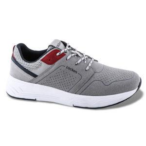 Ανδρικά sneakers Cockers 24/077 - Γκρι